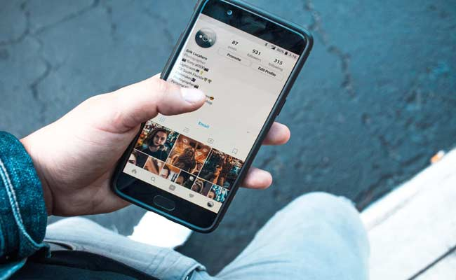 How To Exchange Posts On Instagram Profile And Bio